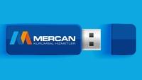 Mercan Baskı - Baskılı USB
