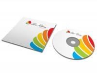 Mercan Baskı - CD Zarfı