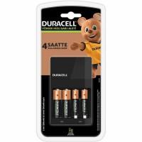Duracell - Duracell CEF14 Şarj Aleti + 4 Adet Pil