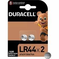 Duracell - Duracell Özel Alkalin Düğme Pil LR44 x 2 1,5V