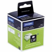 Dymo - Dymo Adres Etiketi 260 Etiket 89 x 28 mm 99010