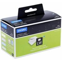 Dymo - Dymo Adres Etiketi Karışık Renkli 520 Etiket 89 x 28 mm 99011