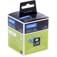 Dymo - Dymo Askılı Dosya Etiketi 220 Etiket 50 x 12 mm 99017