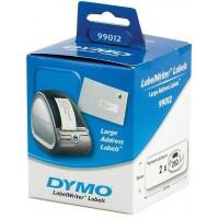 Dymo - Dymo Geniş Adres Etiketi 520 Etiket 89 x 36 mm 99012