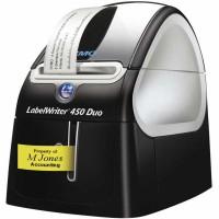 Dymo - Dymo LW 450 Duo Etiket Yazıcı Bilgisayar Bağlantılı